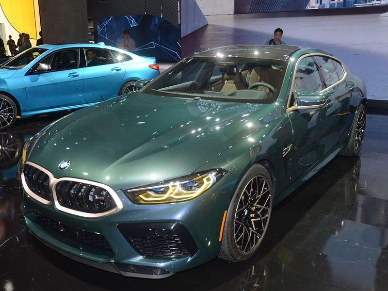 Auto LA Show BMW