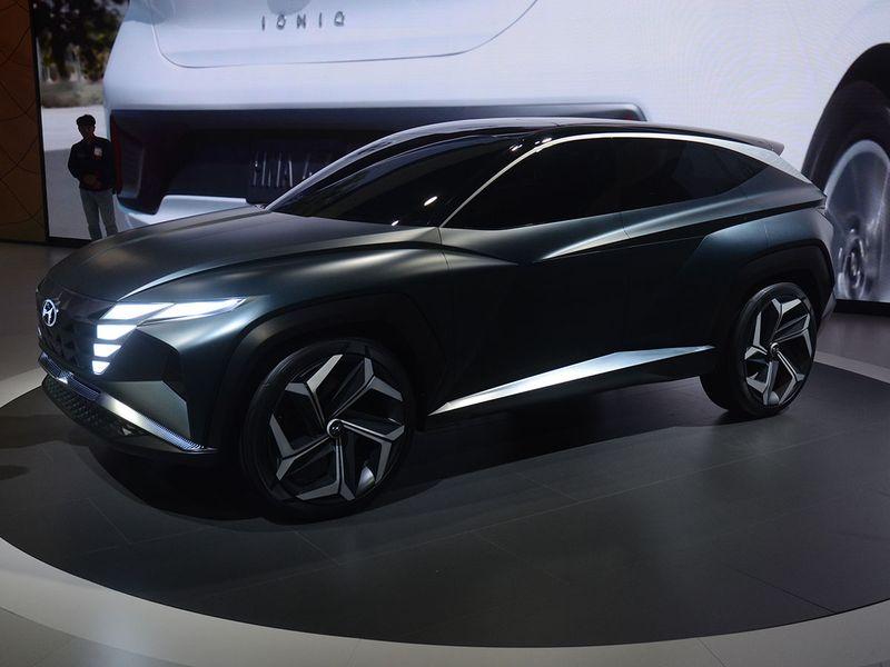 Auto LA Show Hyundai concept