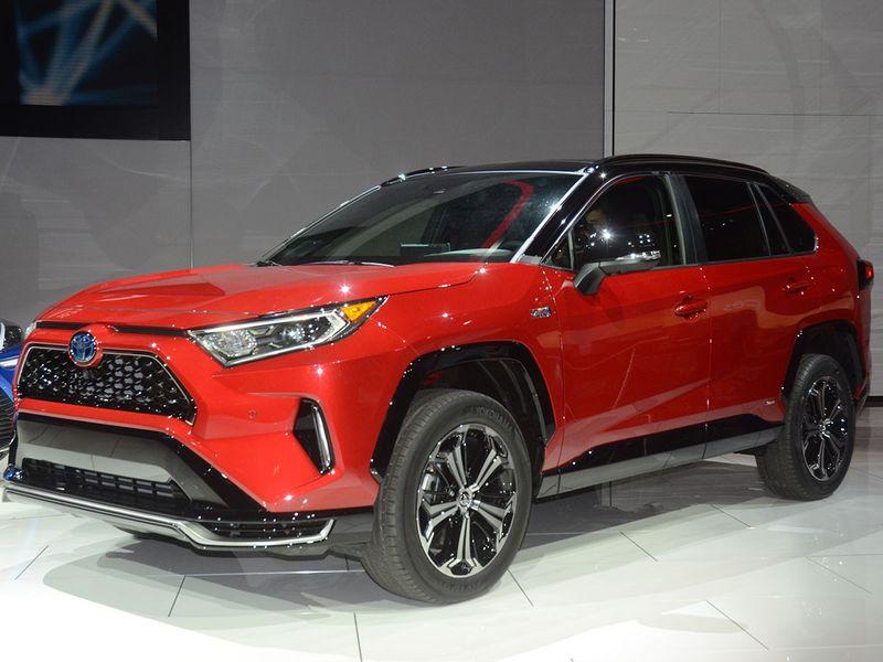 Auto LA Show Toyota