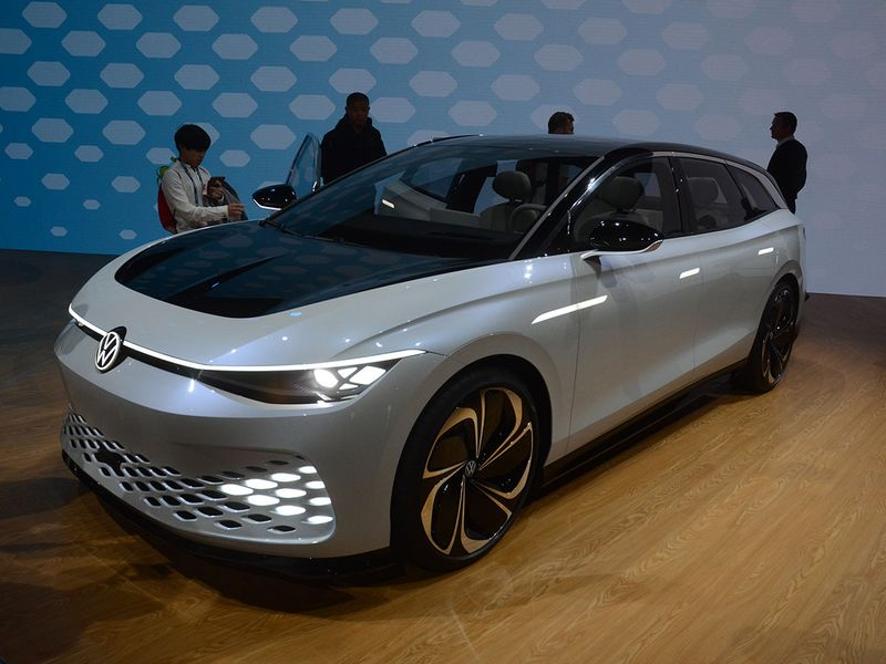 Auto LA Show VW