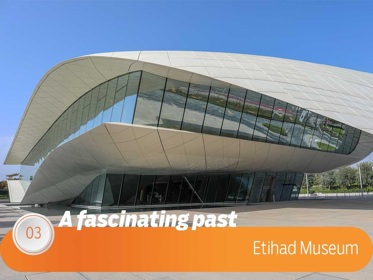 Etihad-museum