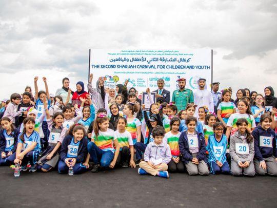 NAT 191121 Sharjah Baby Friendly Office Creates Guinness World Record3-1574340653162