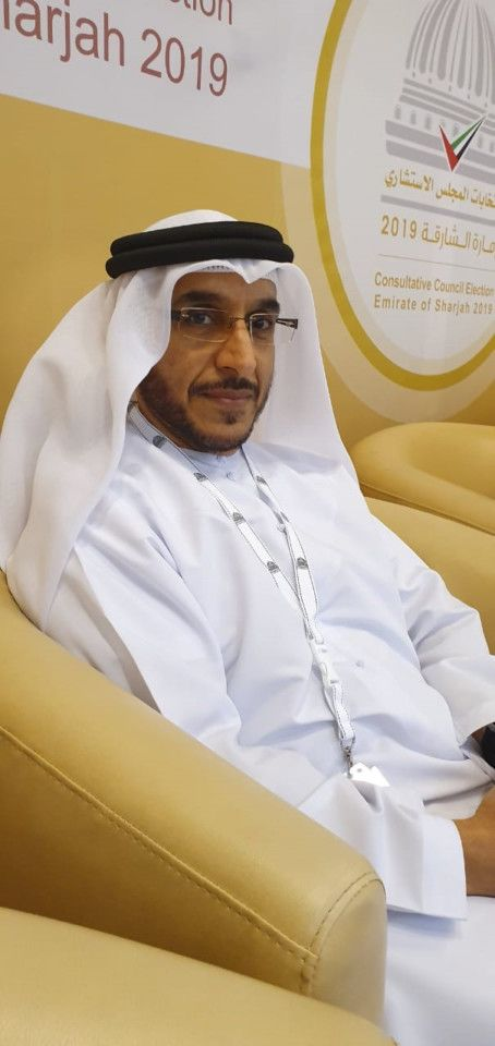 NAT 191121 Thabit Al Turaifi, chairman of the election centre chess club-1574344250927