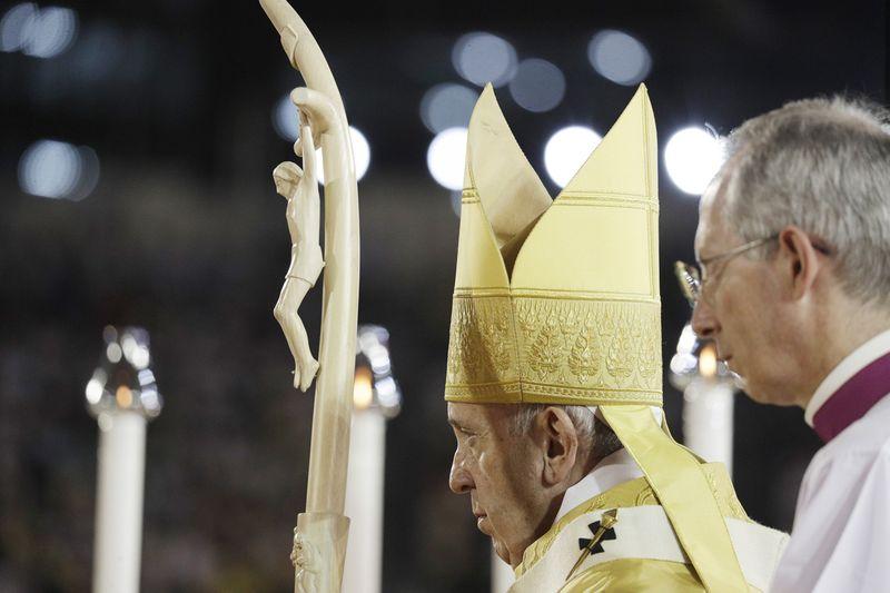 Pope Francis in Bangkok