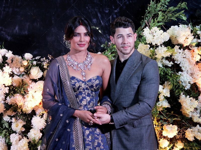 Priyanka Chopra and her husband singer Nick Jonas