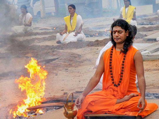 Godman Swami Nithyananda