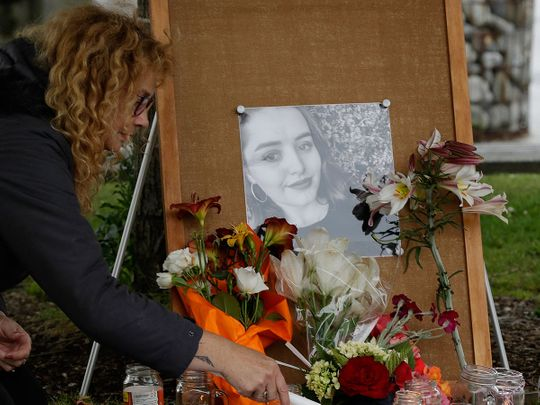 Murdered British tourist Grace Millane