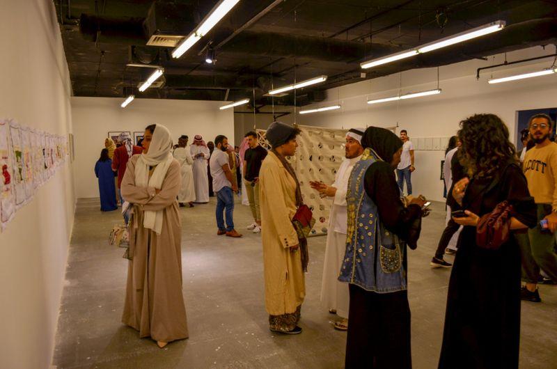 REG 191118 Young Saudi Artists 1-1574425870159