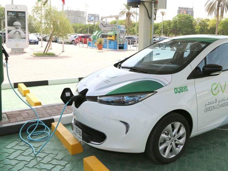 EV Dubai