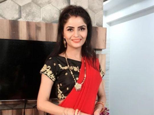 Indin TV actress Gehana Vasisth