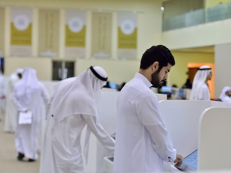 NAT 191123 Sharjah Voting CE10-1574518648823