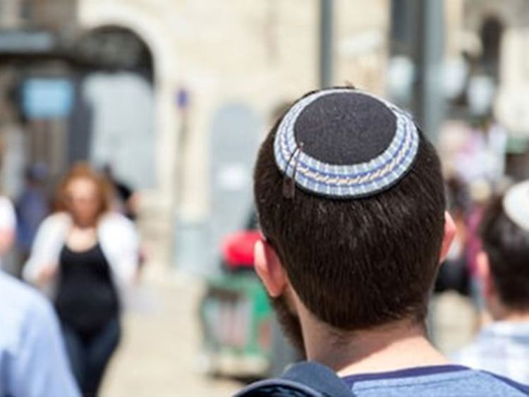 Jewish man