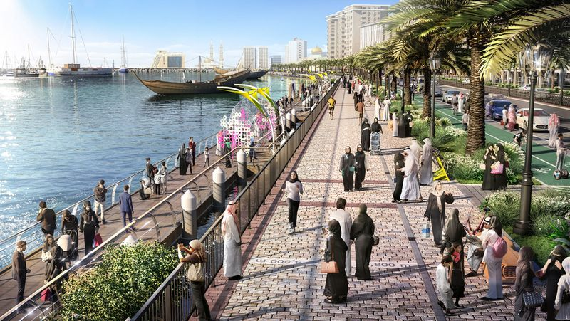 Sharjah Beach Development