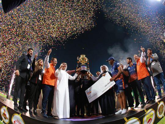 Abu Dhabi T10: Maratha Arabians beat Deccan Gladiators