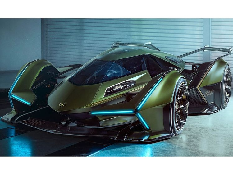 Lamborghini V12 is for Gran Turismo Sport, PlayStation 4 ...