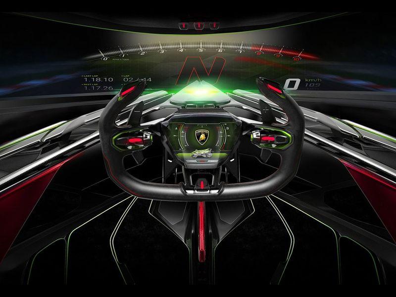 Auto Lambo V12