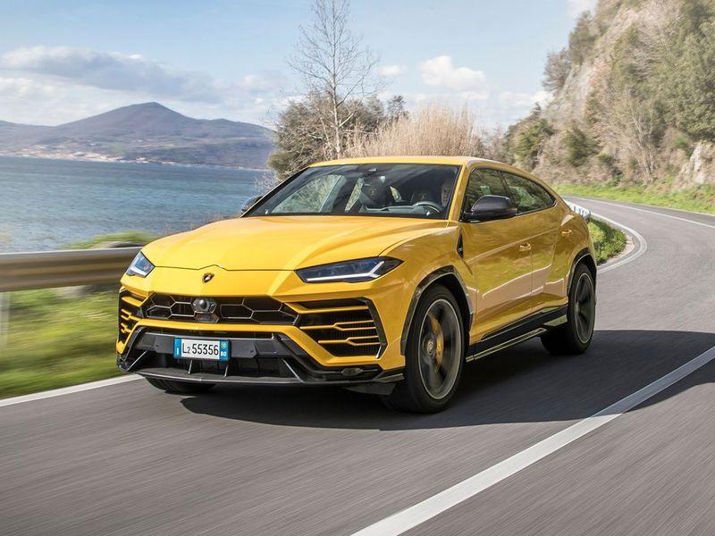 Auto Lamborghini Urus