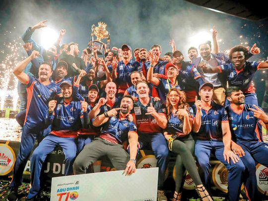 Cricket-T10 League