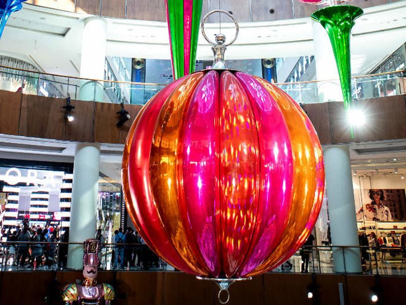 Largest Christmas Bauble