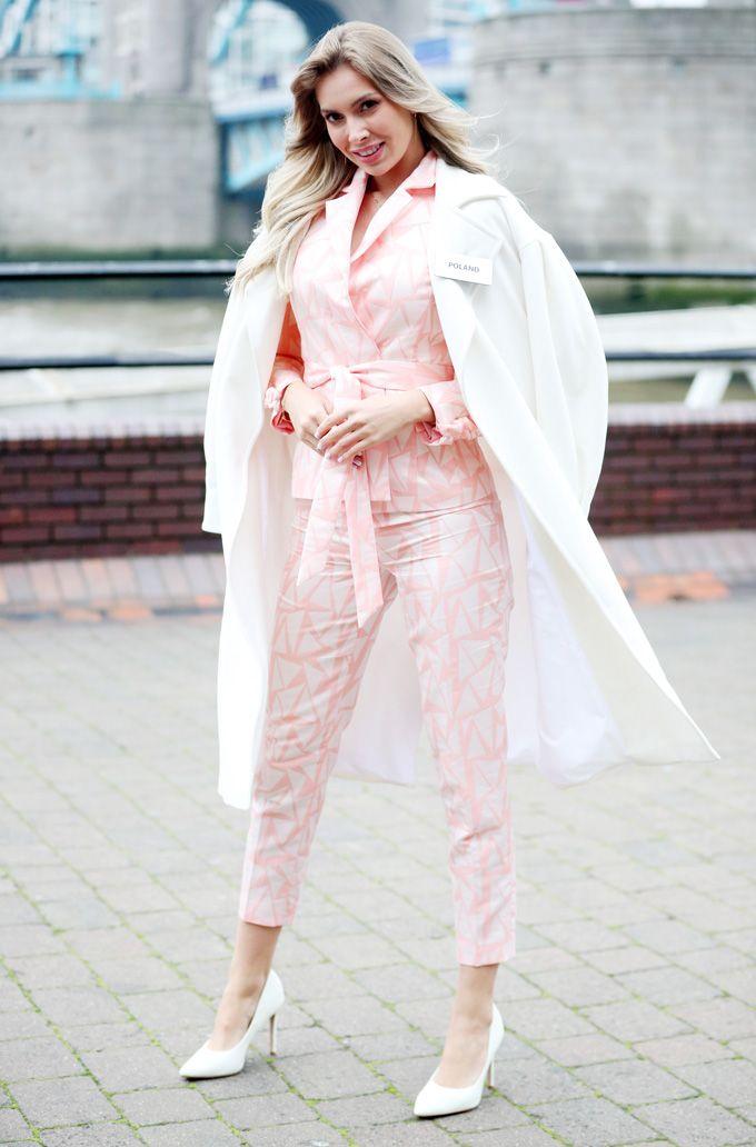 Miss Poland Milena Sadowska
