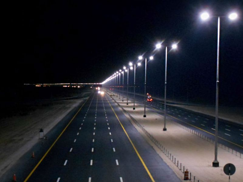 UAE World record: Most LED lamps installed on a public road