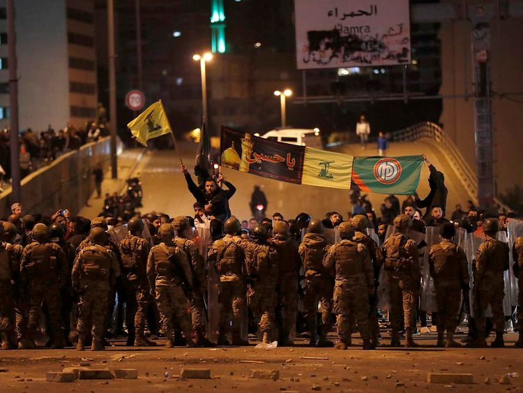 20191126_Lebanon_clashes