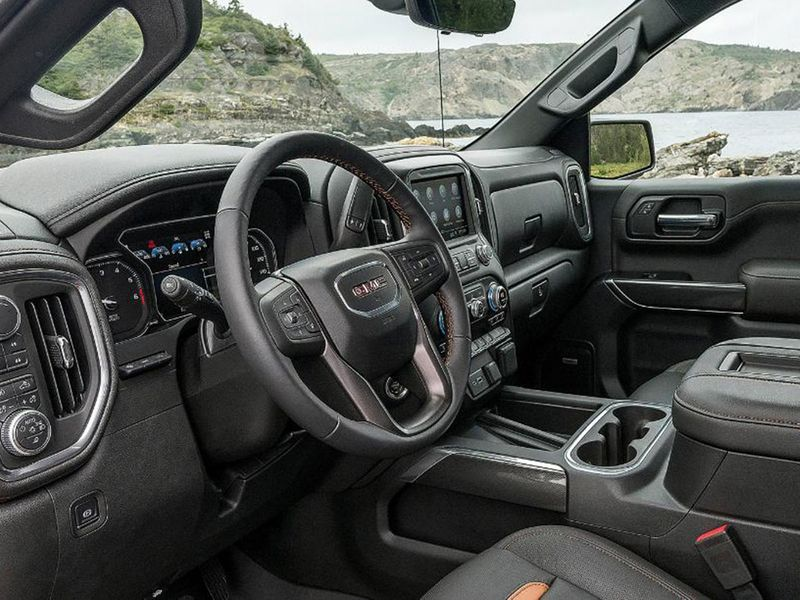 Auto 2019 GMC Sierra