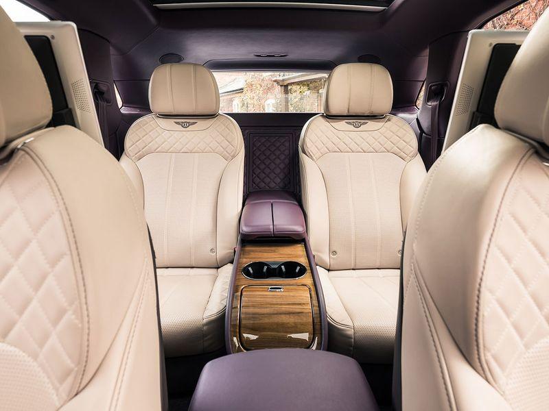Auto Bentley Bentayga
