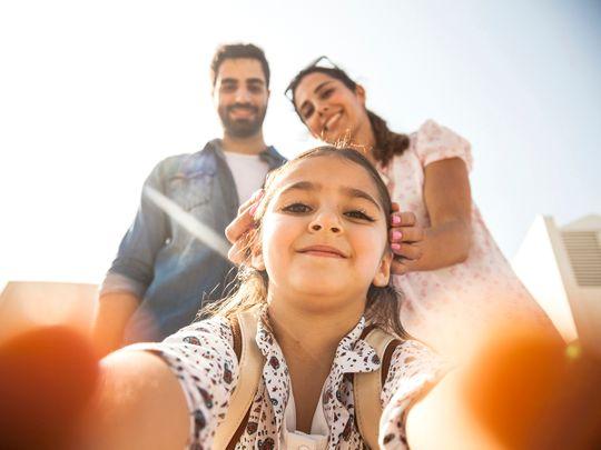 Dubai Health Authority young people mental health