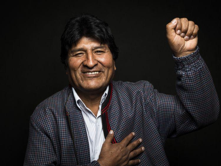 OPN 191126 Evo Morales-1574772334046