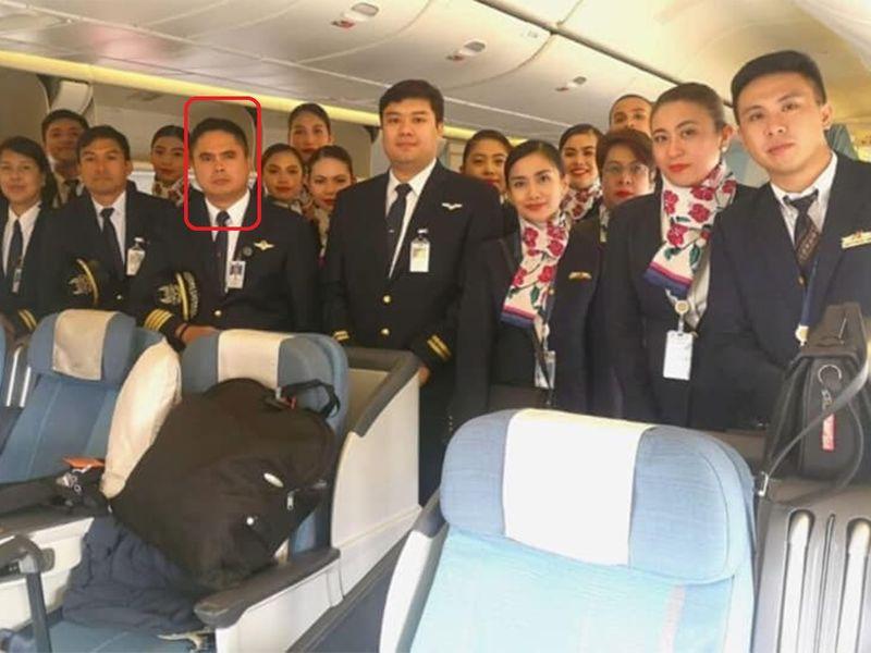 PR113 flight