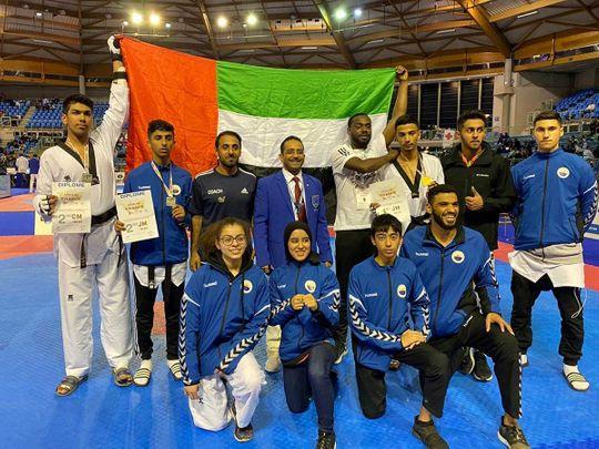 Sharjah Taekwondo