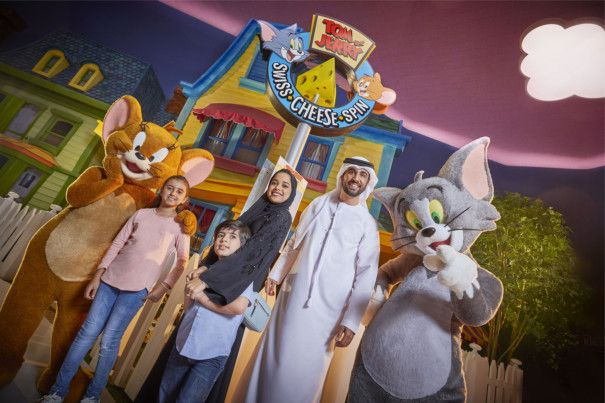 Warner Bros. World Abu Dhabi-1574777388469