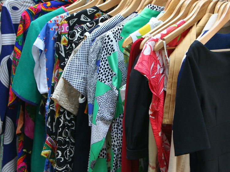 woman's clothes generic