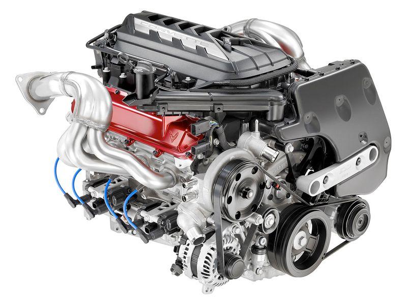 Auto 2020 Chevrolet Corvette Stingray