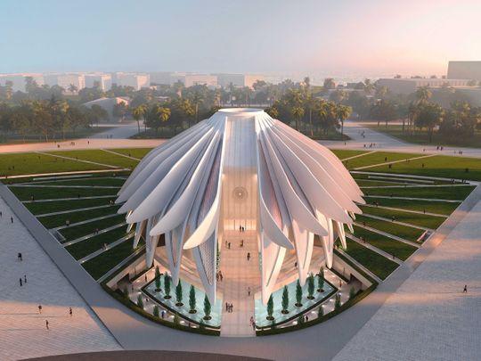 Expo 2020 UAE Pavilion