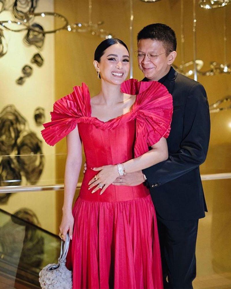 Heart Evangelista Filipina actress