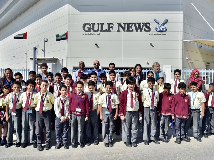 NAT 191126 Gulf News Visit CE77-1574842645979