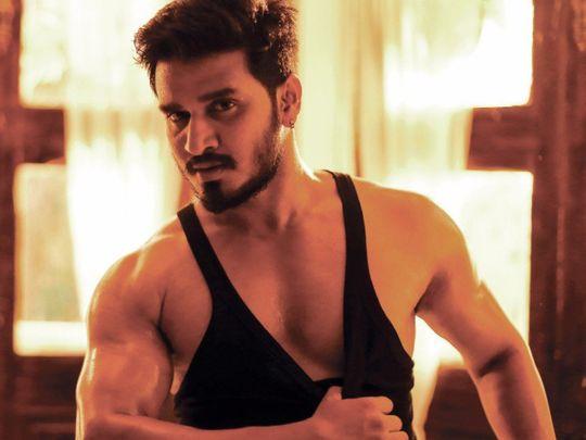 Nikhil Siddharth in Arjun Suravaram (2019)-1574835888317