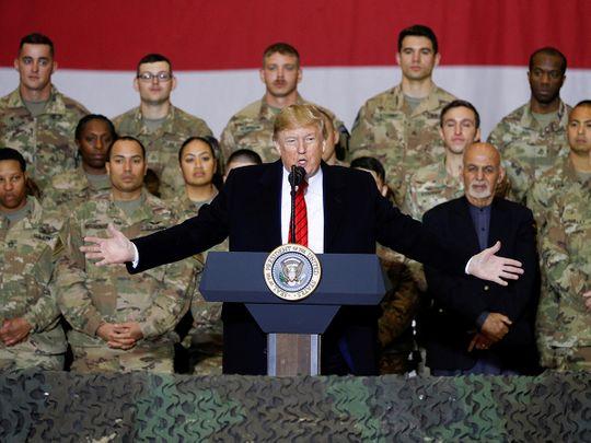 191128 Trump Afghan