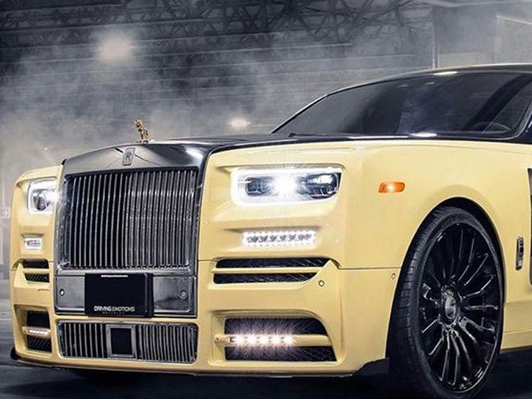 Auto Rolls-Royce Phantom