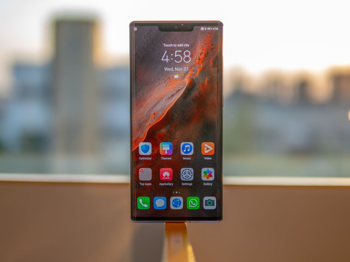Huawei Mate 30 Pro - Display 3
