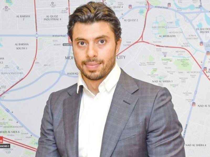 Firas Al Msaddi, CEO of fam Properties