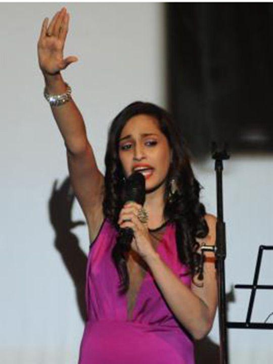 Singer Shweta Pandit 20191129