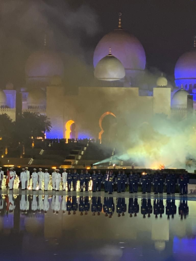 Commemoration Day events in Abu Dhabi