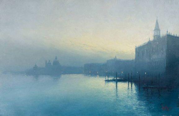 WKR 191128 Venice -Dubai - Davide Batistin - Bacino San Marco.-1575110922199