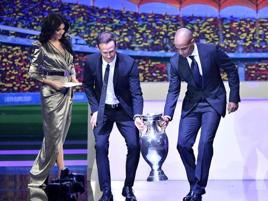 Football-Euro 2020
