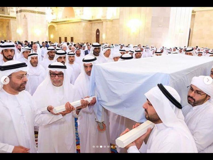 Fujairah royal passed away