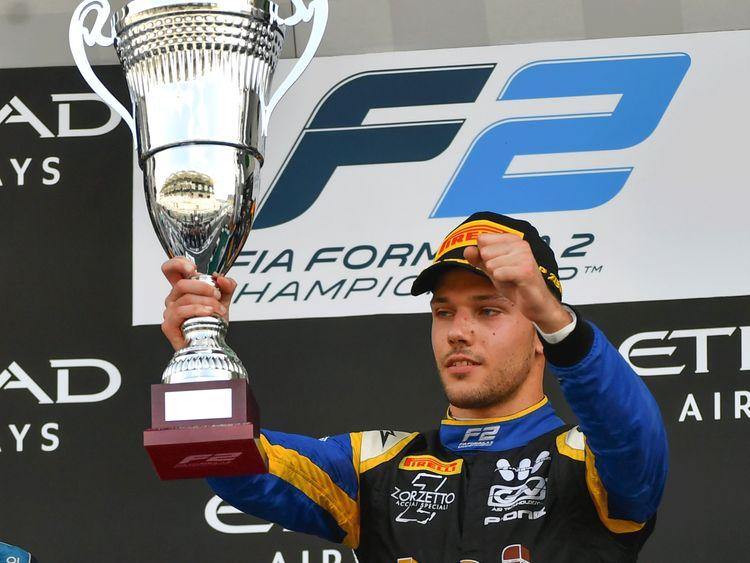 Motorsport - F2