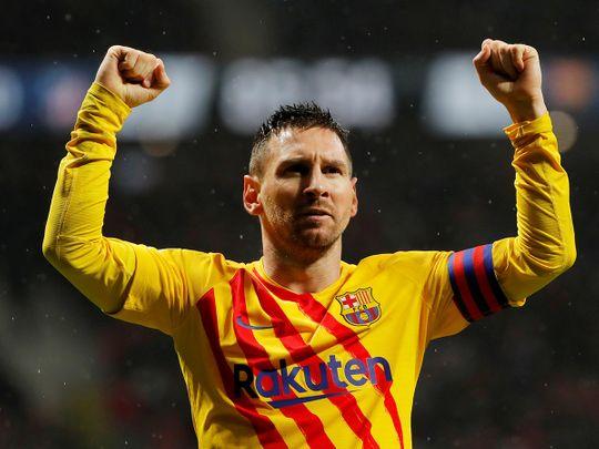 191202 Messi